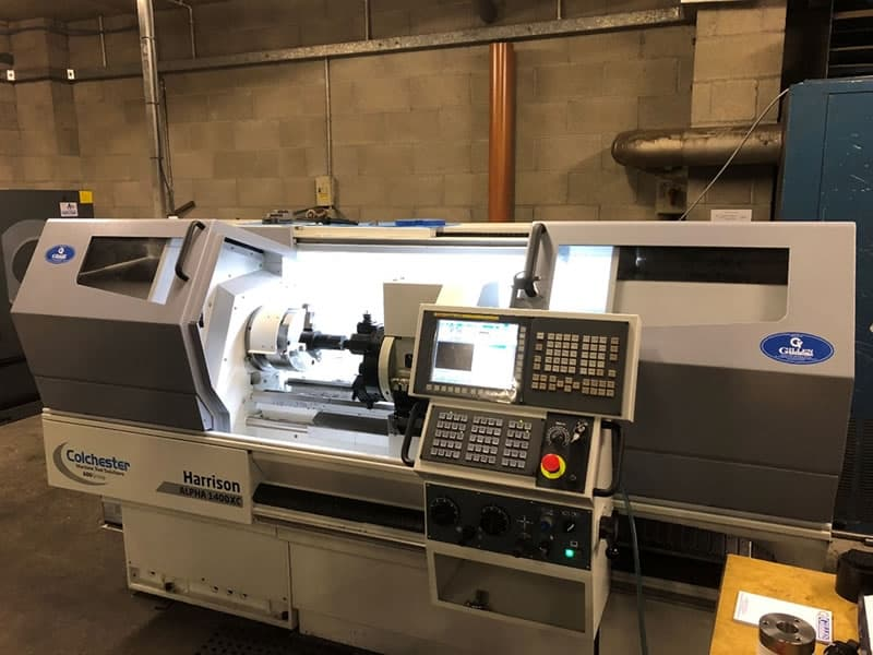 Colchester Alpha 1400XC – 3 Axis
