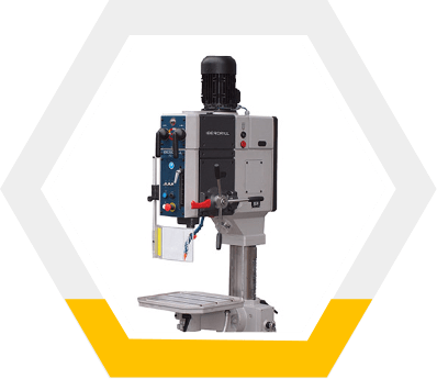 Metal Drilling Machine