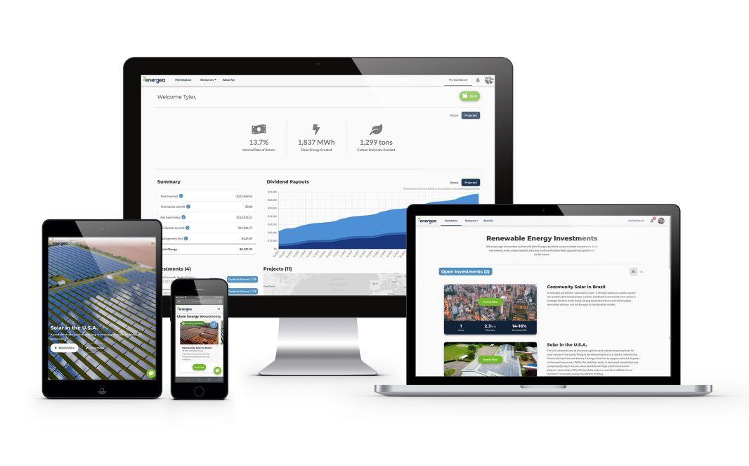 Platform Screenshots