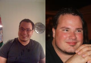 At my worst Augustus / September 2010, 120kg / 268lbs, 36% fat