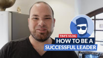 Tim's Vlog: How to be a successful leader