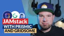 JAMstack with Prismic and Gridsome. Score 100% on Google Page speed!