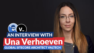 An Interview with Una Verhoeven Global Sitecore Architect at Valtech