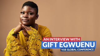 Vue.js Global conference: An interview with Gift Egwuenu