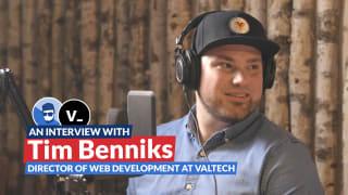 An interview with Tim Benniks from Valtech