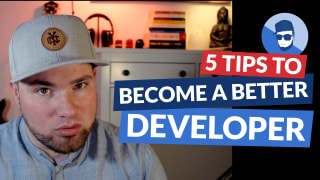 5 tips to become a better web developer