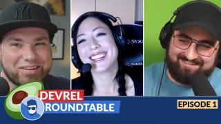 DevRel Roundtable episode 1: Tessa Mero and Domitrius Clark