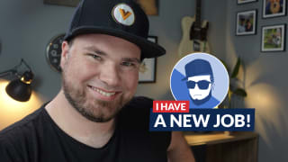I have a new job at a Silicon Valley Startup!