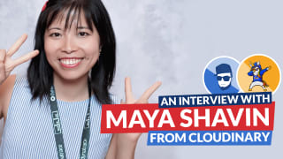 An interview with Maya Shavin