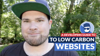 A developers guide to low carbon websites