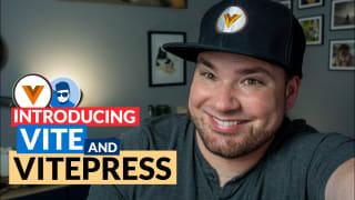 Vue.js Global talk: Introducing Vite & Vitepress