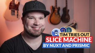 Tim tries Slice Machine by Nuxt and Prismic