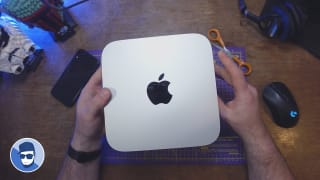 Unboxing the new M1 Mac Mini for Video editing and programming.