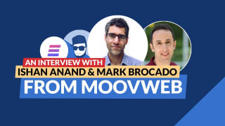 An Interview with Ishan Anand (CTO) and Mark Brocado (VP of Engineering) from Moovweb