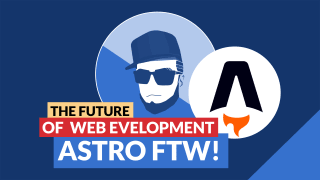 Make your website even faster with Astro!