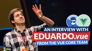 An interview with Eduardo from the Vue.js core team