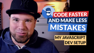 Code faster and make less mistakes