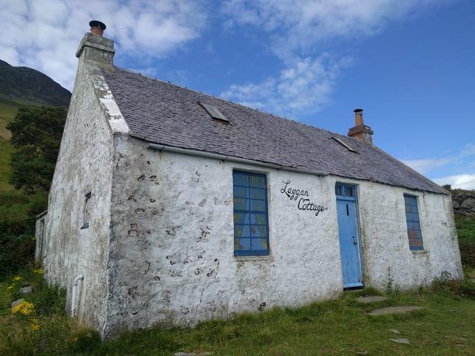laggan cottage arran