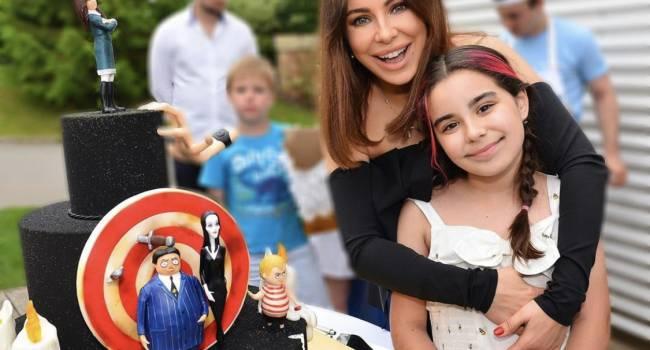 «Праздник удался»: Ани Лорак показала новые фото со дня рождения дочери