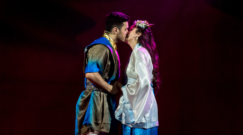Aladdin is 'as feel-good as they come' at Sutton Coldfield Town Hall