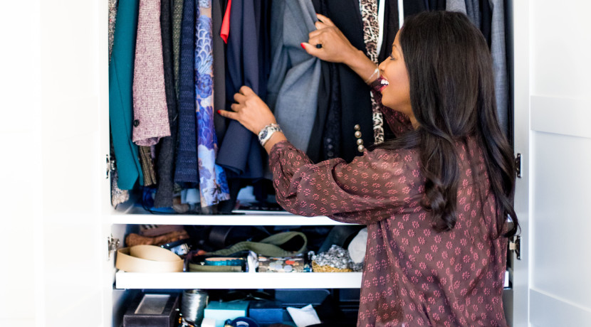 Join in Detox Your Wardrobe Day and raise money for the NHS #ClearOut4Good