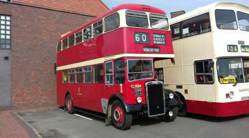 All aboard for the Classic & Modern Bus Festival