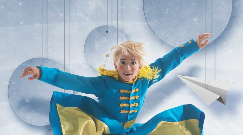 Dance theatre production The Little Prince visits Warwick Arts Centre