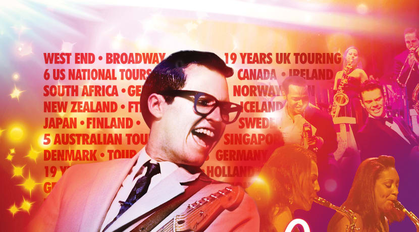 Casting announced for Buddy - The Buddy Holly Story