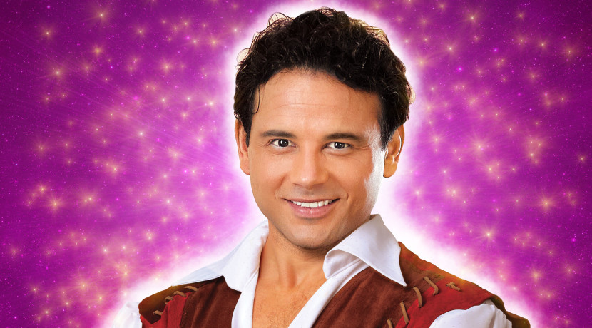 Soap and Celebrity Big Brother star Ryan Thomas joins panto cast at the Grand
