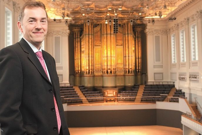 CBSO: Saint-Saëns Organ Symphony