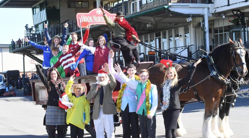 Annual festive celebration returns to Warwick Racecourse