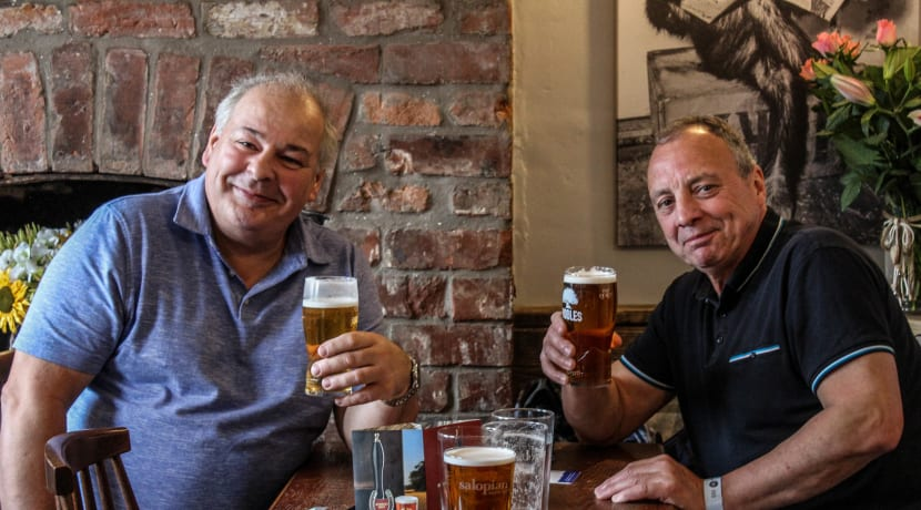 Real ale festival comes to Worcestershire
