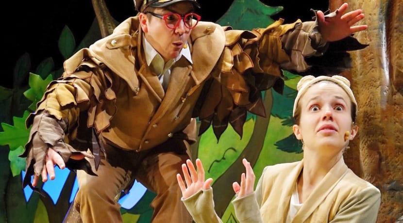 The Gruffalo brings monstrously good fun to the Belgrade Theatre
