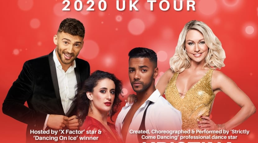 Former Strictly professional brings new dance show to Coventry