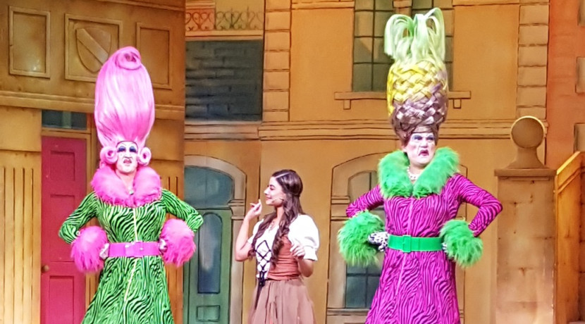 Cinderella at The Palace Theatre is 'a great family treat'