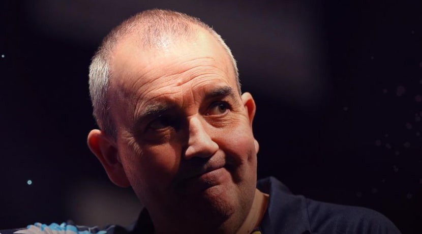 """An Evening with Phil """"The Power"""" Taylor"""