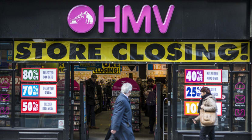 HMV Solihull store set to close