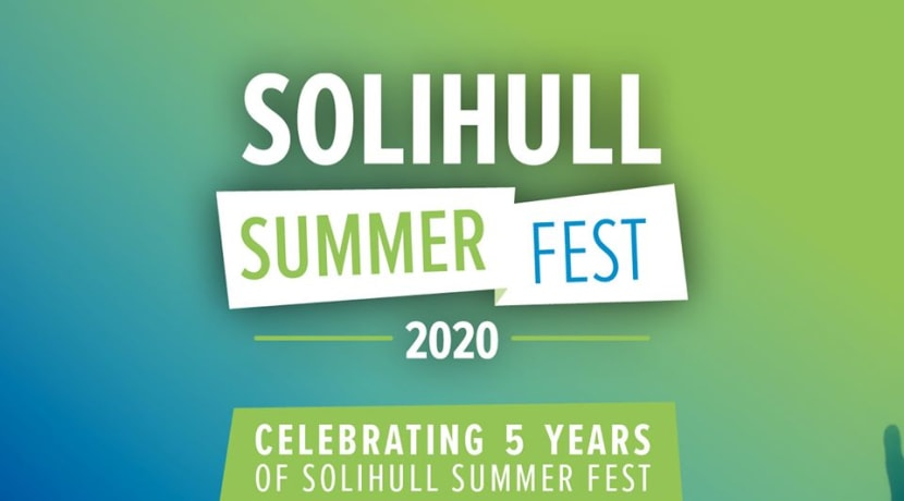 Solihull Summer Fest reveals 2020 dates