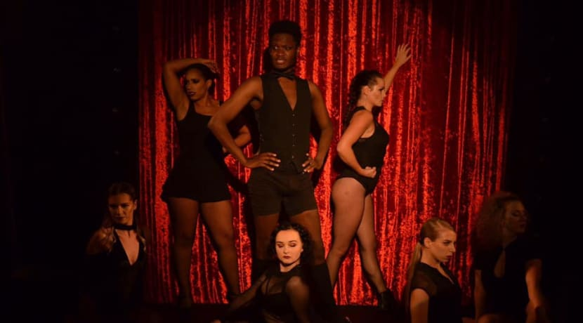 The sexiest show in town comes to Birmingham's Old Joint Stock Theatre
