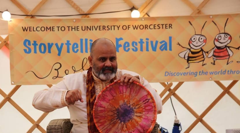 Storytelling festival returns to Worcester