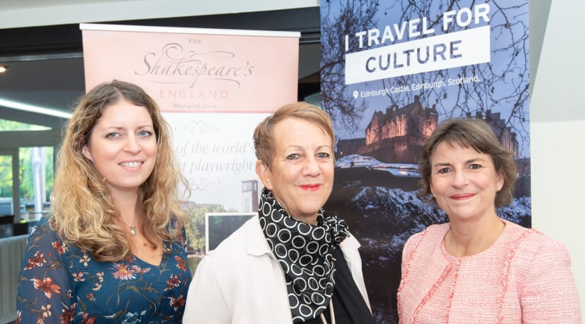 Tourist industry's top global experts visited Stratford for the first time
