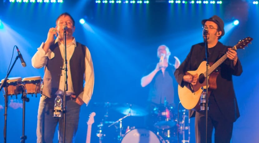 Experience the sounds of Simon and Garfunkel in Evesham next month
