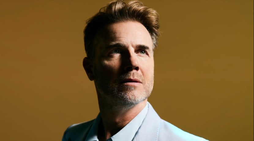 Gary Barlow brings his new Music Played By Humans tour to Birmingham in 2021