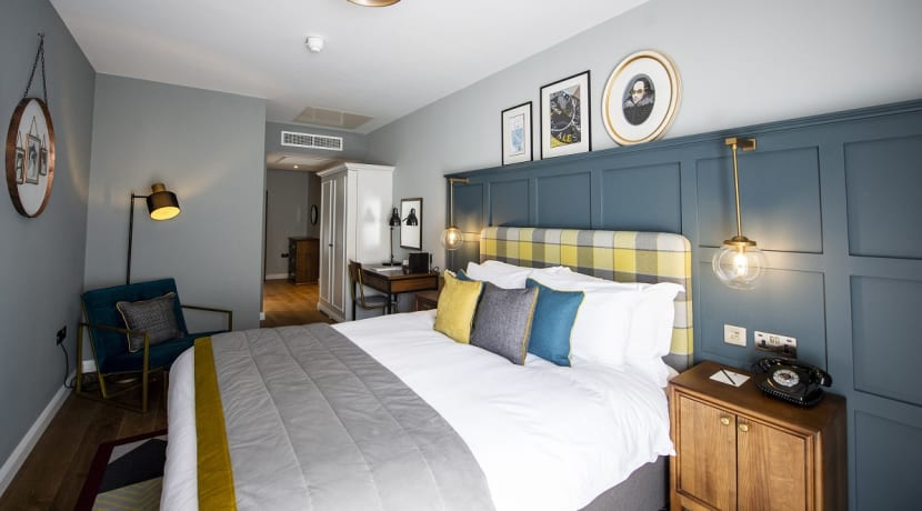 Historic Stratford-upon-Avon hotel completes £13.2m restoration