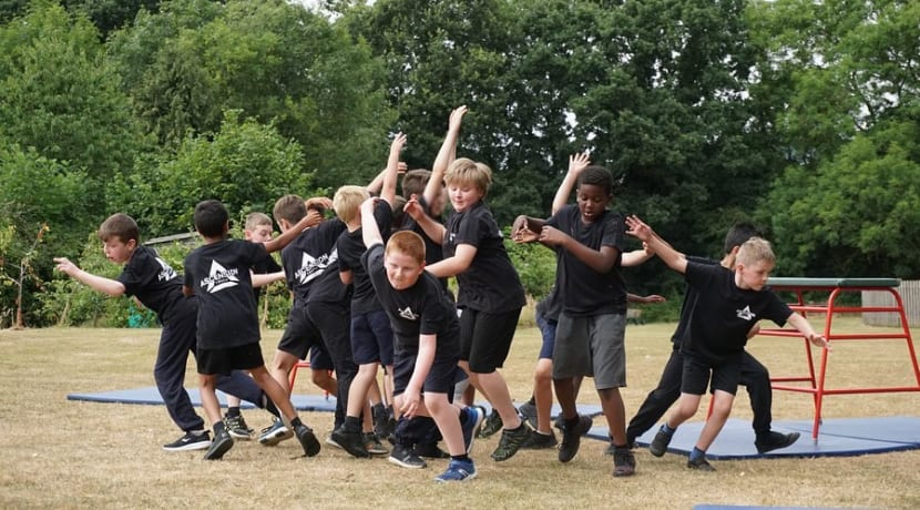 Free parkour sessions for children and young people in Coventry