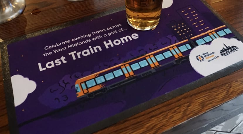 West Midlands Railway has just the ticket for great nights out with its Super Off-Peak £2.50 return