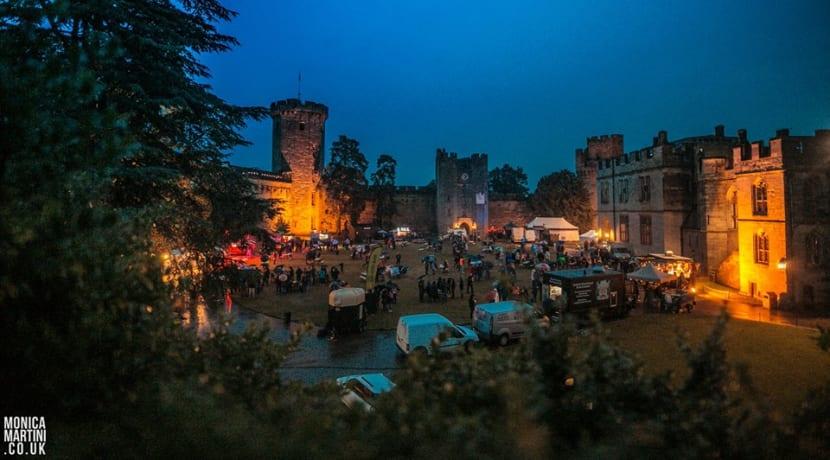 Digbeth Dining Club returns to Warwick Castle