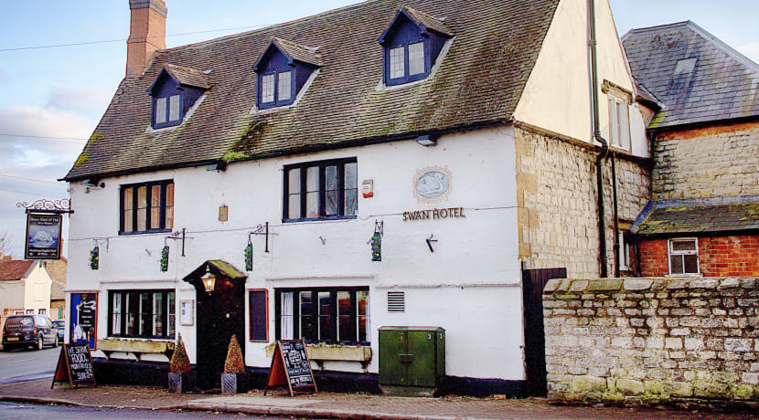 Kineton pub to be turned into tapas kitchen
