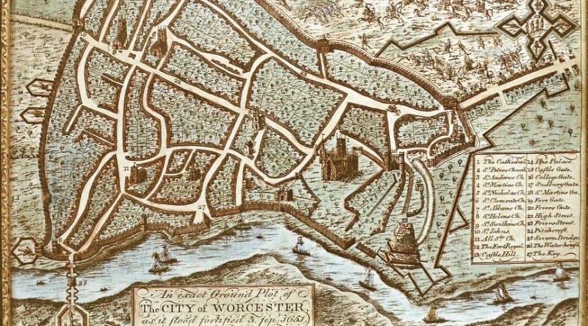 New book explores momentous milestones in Worcester's history