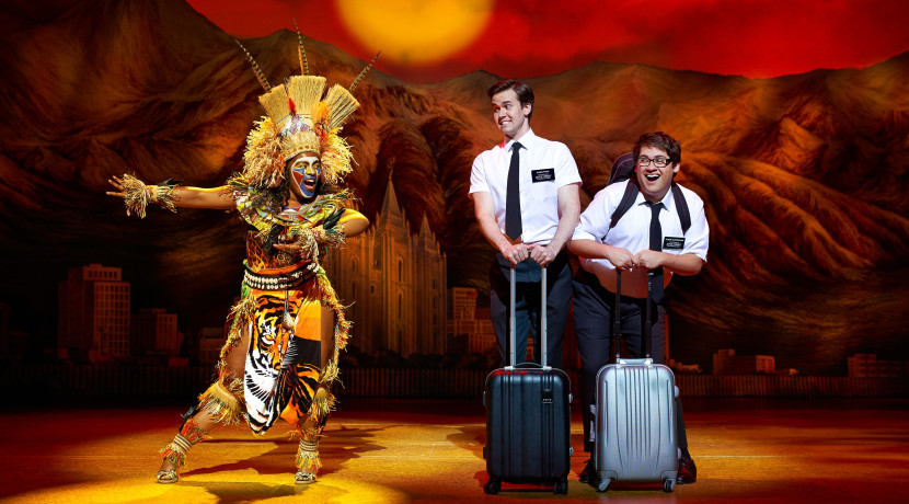 £15 preview tickets announced for Book of Mormon at the Hippodrome